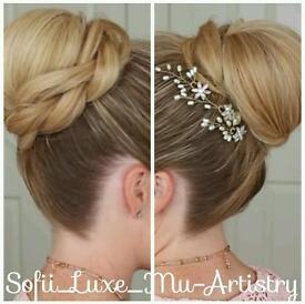 Hair & Makeup Services