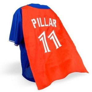 Kevin Pillar Caped Jersey