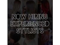 Full time hairstylists wanted