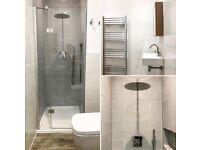 Bathroom Fitter/Installer, Plumber - Complete Refurbishment