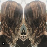 Highlight or Balayage hair colour special