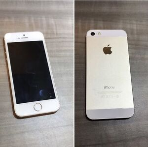 Iphone 5S couleur blanc et or