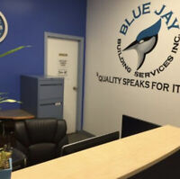 .Blue jay Building Services is Hiring!