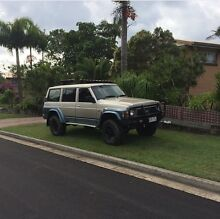 Nissan patrol GQ Battery Hill Caloundra Area Preview