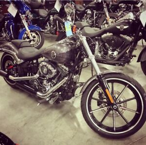 Harley Breakout *Mint Condition* Low Kms