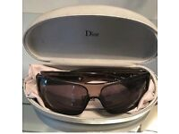 Guaranteed Genuine ladies Dior Sunglasses RRP £220