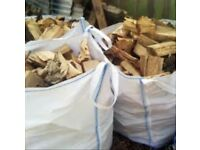 🔥🔥SEASONED HARDWOOD LOGS-Free surrey deliveries🔥🔥