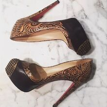 Christian Louboutin pumps Millers Point Inner Sydney Preview