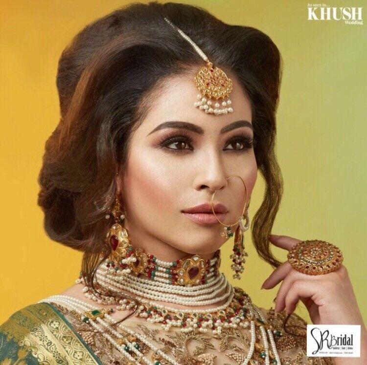 Indian Bridal Makeup Asian Bridal Makeup Bridal Makeup