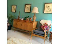 G plan sideboard,vintage,mid century,retro
