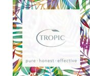 Free Pamper Skincare Experience with tropic