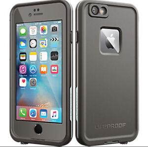 Lifeproof Fré light grey and baby blue for iPhone 6S