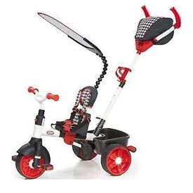 Little tikes 4 in 1 limited edition trike brand new!