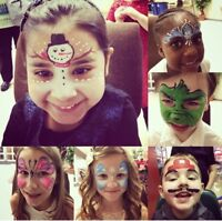 YMM Face painting