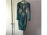 Women's size 10 lipsy dress - NEW
