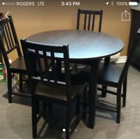 Ikea table sets for sale
