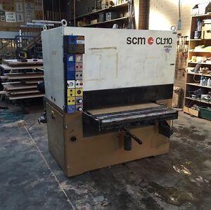 DRUM SANDING / TABLE TOP SANDER / TIMBER MACHINING Cheltenham Kingston Area Preview