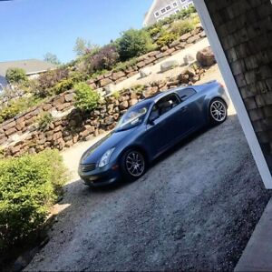 G35 coupe REV UP