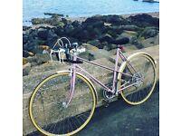 Ladies Raleigh Silhouette Road Bike
