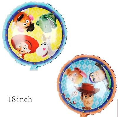 TOY STORY 4 BUZZ LIGHTYEAR BIRTHDAY BALLOONS  - Toy Story Birthday Party Supplies