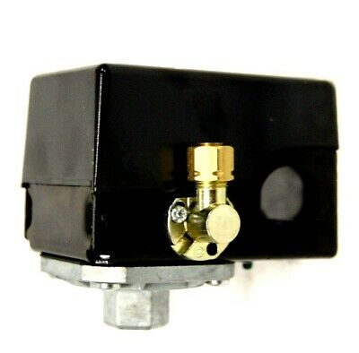 Furnas Hubbell 69jg109958r Pressure Switch 95-125 Psi Air Compressor Part