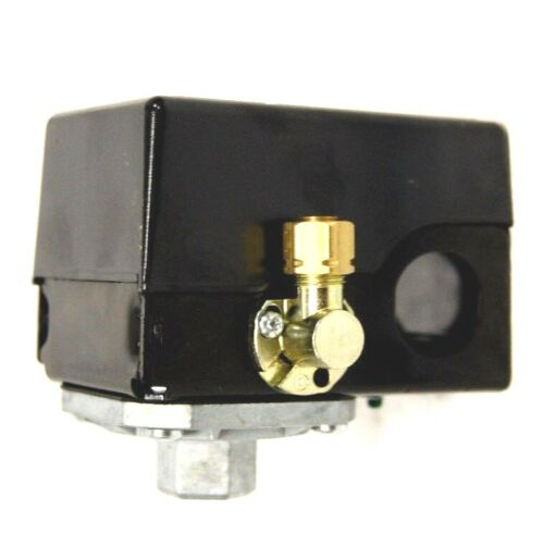 FURNAS HUBBELL 69JF8LY PRESSURE SWITCH 115 ON-150 PSI OFF AIR COMPRESSOR PART
