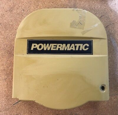 Powermatic 14 Band Saw Front And Back Upper Wheel Cover Pwbs-14 Bandsaw