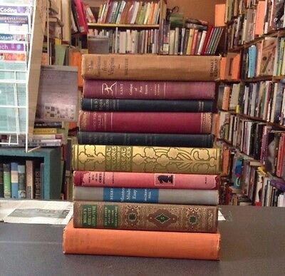 Mixed Lot of Antique Vintage Collectible Old Rare Hard to Find Books