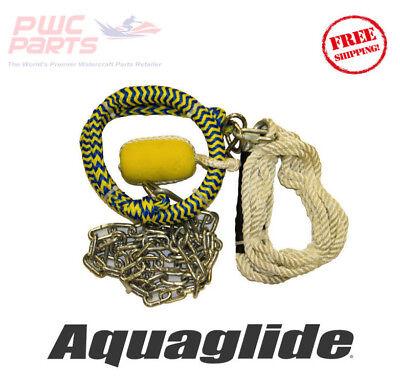 AQUAGLIDE HD Anchor Line Connector Kit Aqua Park PLATINUM Accessories 58-5209355