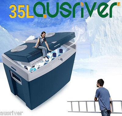 Mobicool 35L Car Home Fridge Themoelectronic Portable Cooler Heater 12V 220V