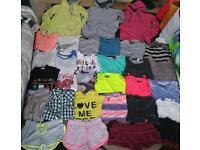 Women's size 6/8 clothes bundle 60 plus items