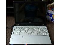 Toshiba satellite laptop spares or repair.