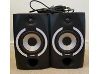 Tannoy Reveal 601a Studio Monitors