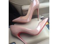 Christian louboutins in variety of sizes