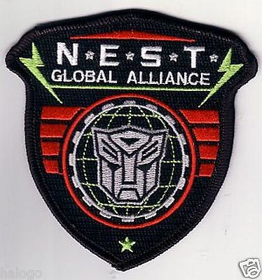 TRANSFORMERS MOVIE N*E*S*T* PATCH - TF009