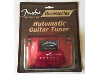 Fender AG-6 Guitar / Bass Tuner / Brand New !