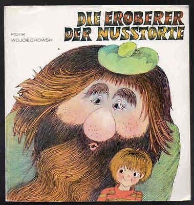 Die Eroberer der Nusstorte – Piotr Wojciechowski  DDR Kinderbuch