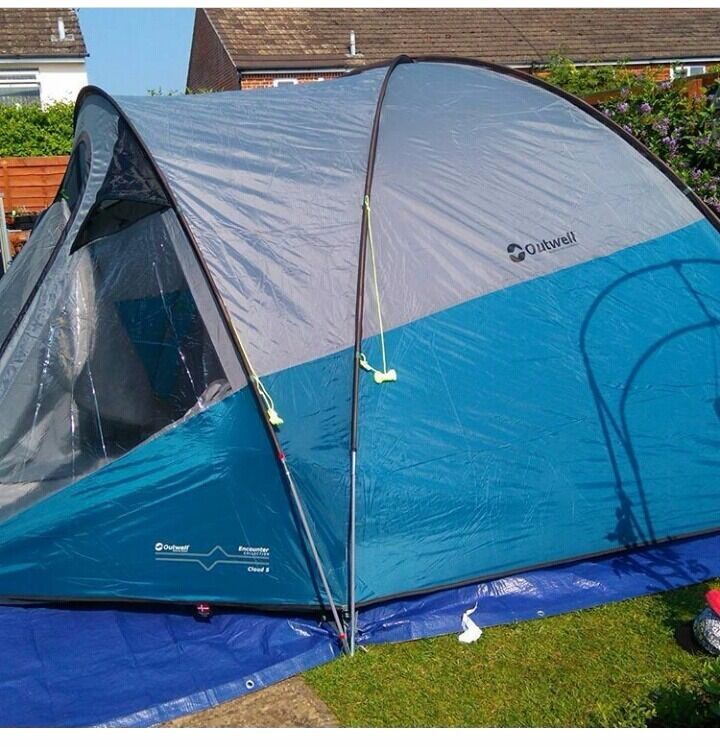 Outwell 5 man tent
