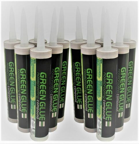 Green Glue - Noiseproofing Compound