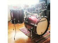 Ludwig breakbeats drum kit