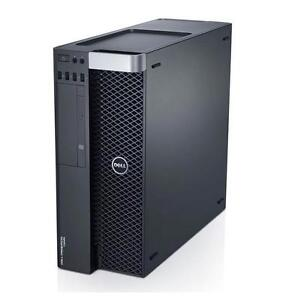 Dell Precision T3600 WorkStation Intel Xeon Quad Core 3.60Ghz , 32Gb RAM , Video Editing , Rendering , AutoCAD , Esxi