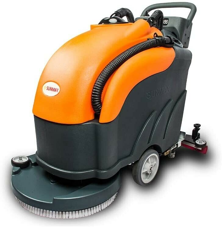 """22"""" Battery Powered Automatic Floor Scrubber RT50 with a Complete Set of Parts"""