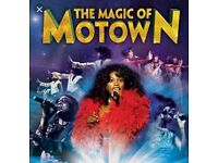 2 tickets for sale - Magic of Motown, Roses Theatre, Tewkesbury - 10/08/18