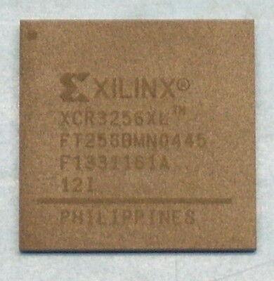 Xilinx Xcr3256xl-12ft256i 256 Macrocell Cpld 3 Pcs