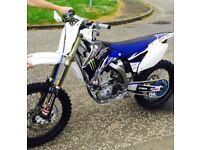 Yzf 450 2010
