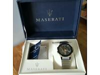 Brand new maserati watch