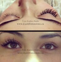 Eyelash Extensions in Owen Sound. Look your BEST!