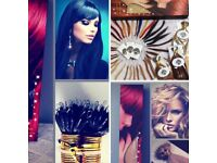 CLIFTON - PROFESSIONAL HAIR EXTENSIONS SERVICES. EXPERIENCED, QUALIFIED AND FRIENDLY TECHNICIAN.
