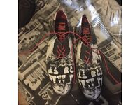 Men's iron fist shoes