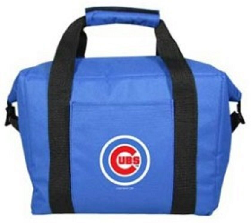 Chicago Cubs Kolder 12 Pack Cooler Bag  MLB Kooler Tailgate
